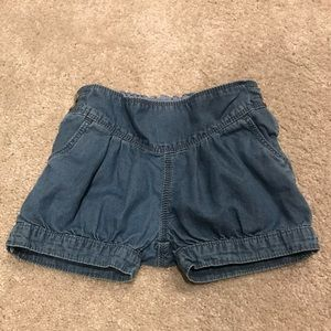 Baby Gap denim shorts